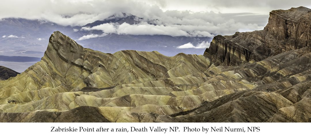 In Love with Death Valley